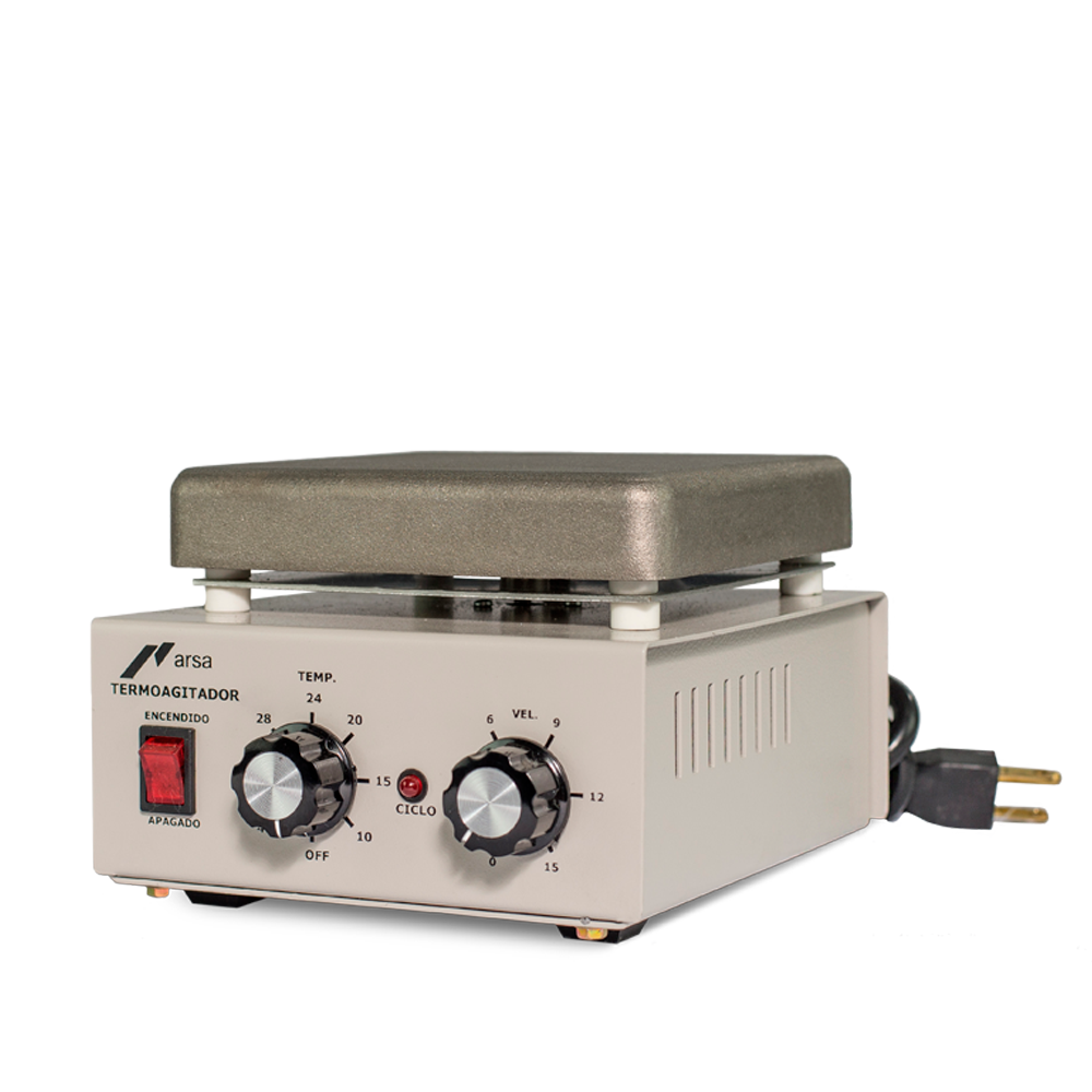 Hot plate sterriers